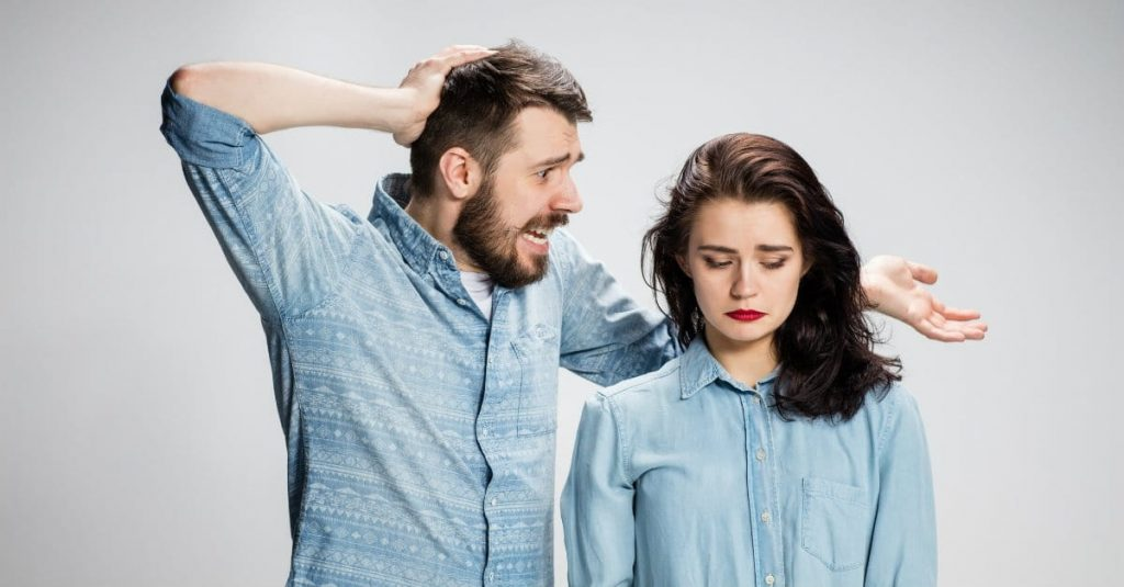 Why Men Stay in Toxic Relationship