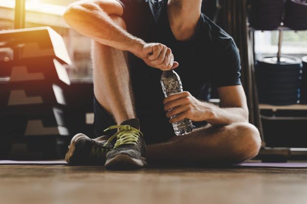 man active lifestyle