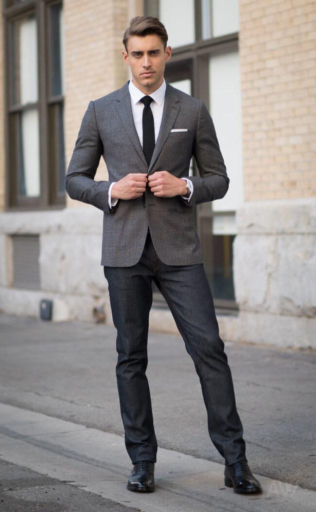 Man-Dress-Code-With-Dark-Wash-Jeans
