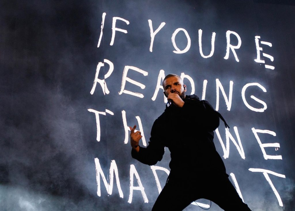 Drake, 'If You're Reading This It's Too Late'