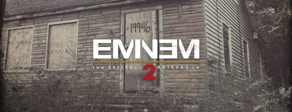 Eminem, 'The Marshall Mathers LP 2'