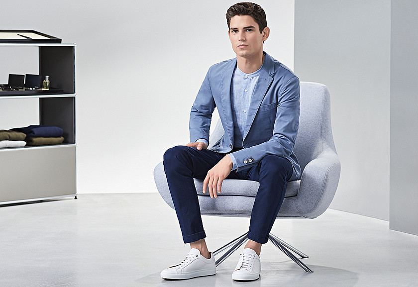 Stylish Sneakers to Wear With a Suit