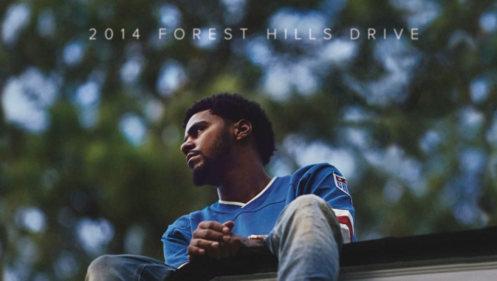 J. Cole, '2014 Forest Hills Drive'