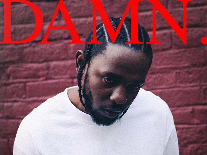 Kendrick Lamar, 'DAMN'