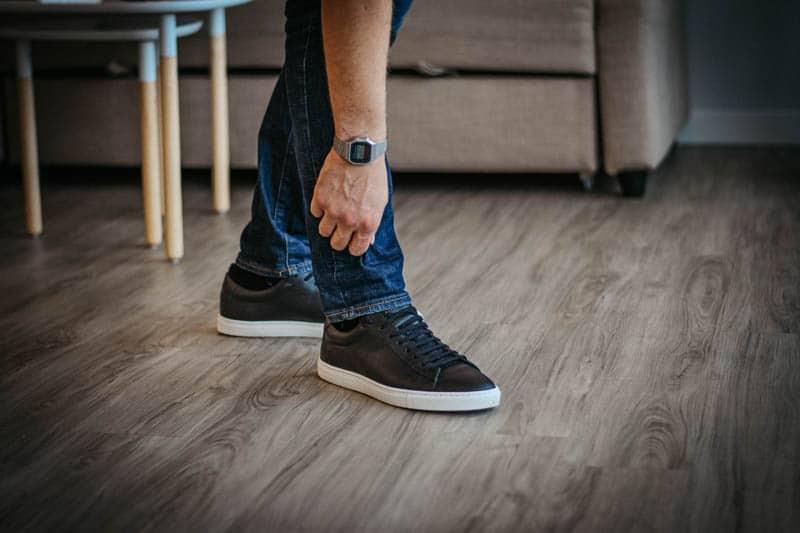dress sneaker for men