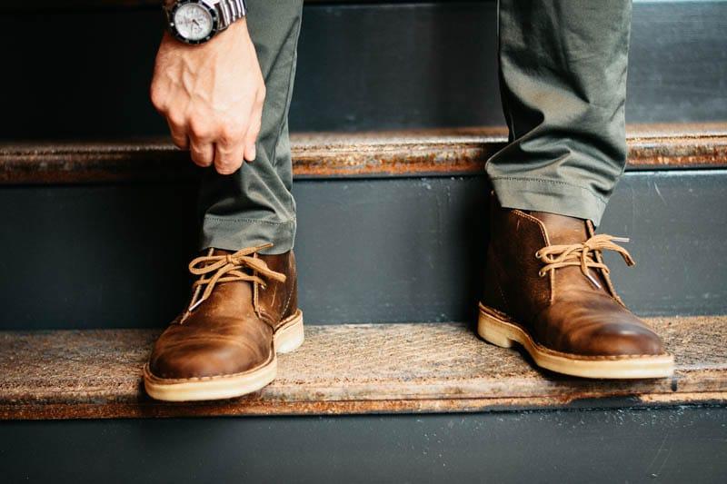 chukka boot for men