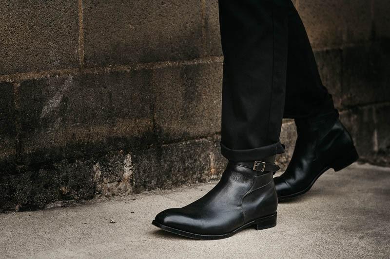 dress boot for men