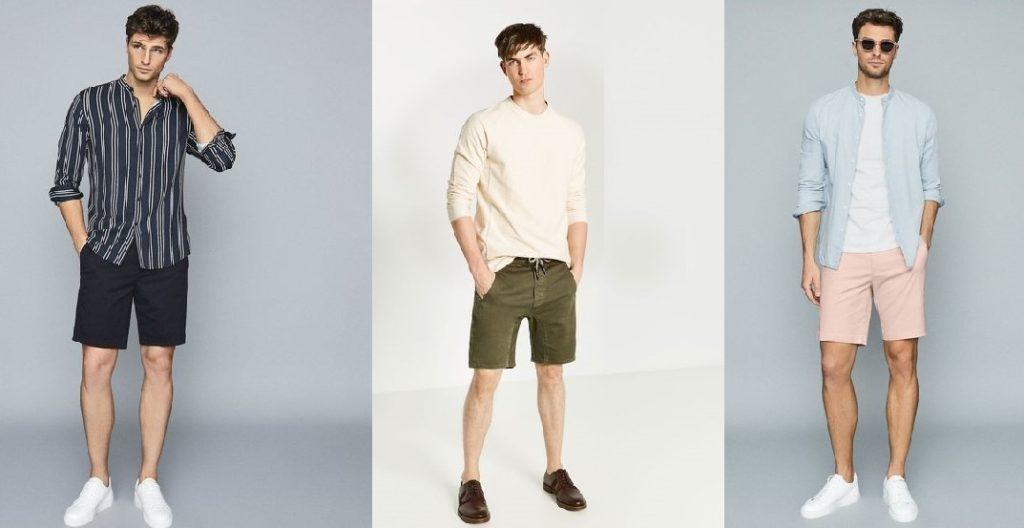 man interview fashion