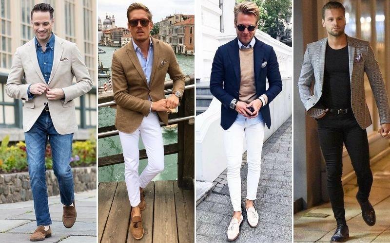 men jacket fashions