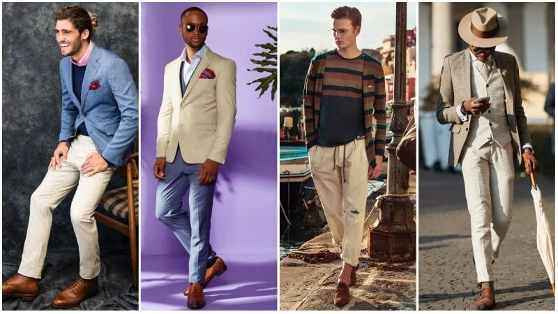color combination for men