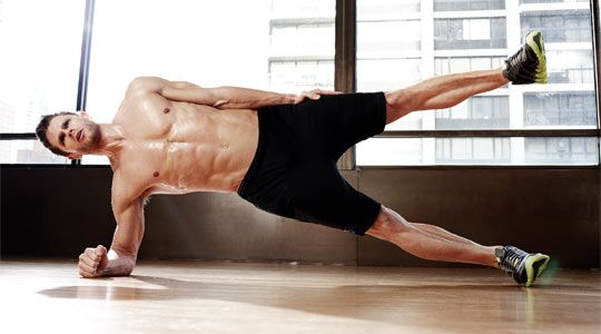 mini workout for men before bed