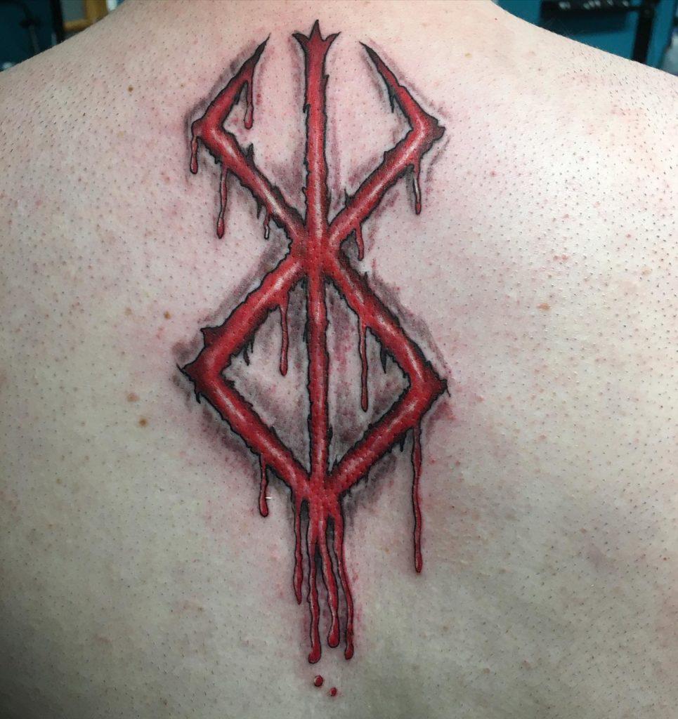 Berserk Tattoo Ideas for Men