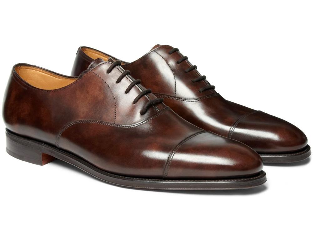 best luxury shoe brands for men