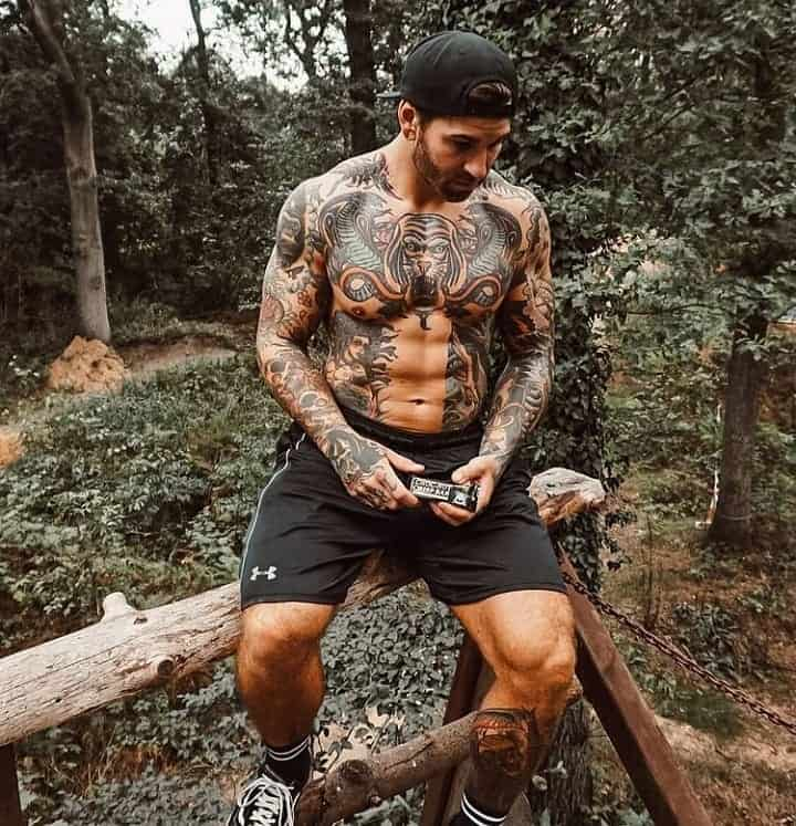 great tattoo ideas for Men