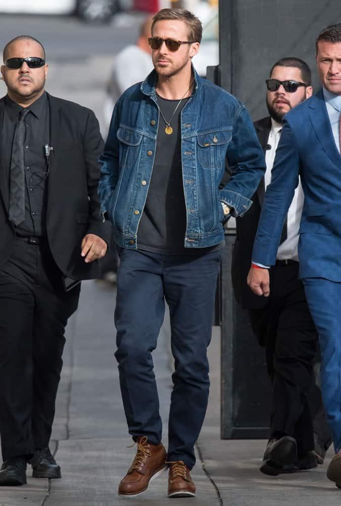 celebrity fashion for men