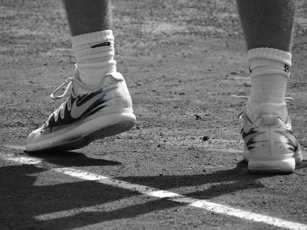 Minimalist Tennis Sneaker
