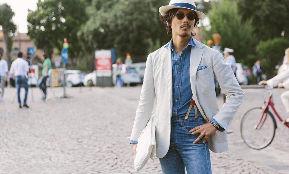 blazer fashion for men
