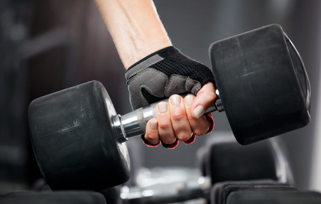 dumbbell-weight-gloves
