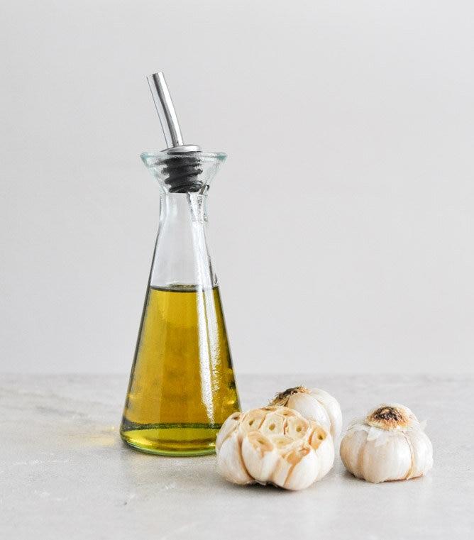 garlic treatment for men with dandruff