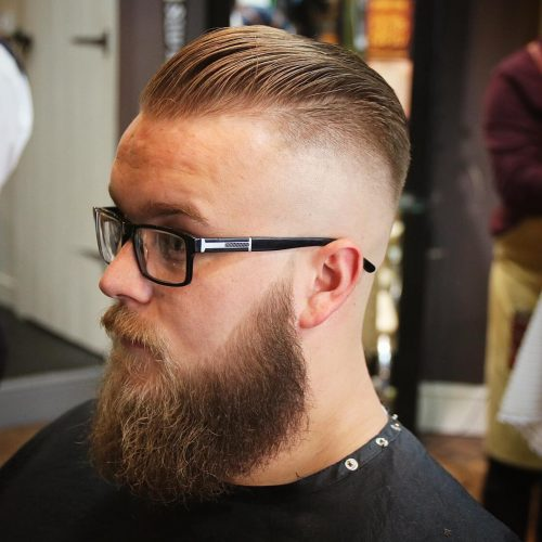 Hairstyles for men with thin hair to look thicker